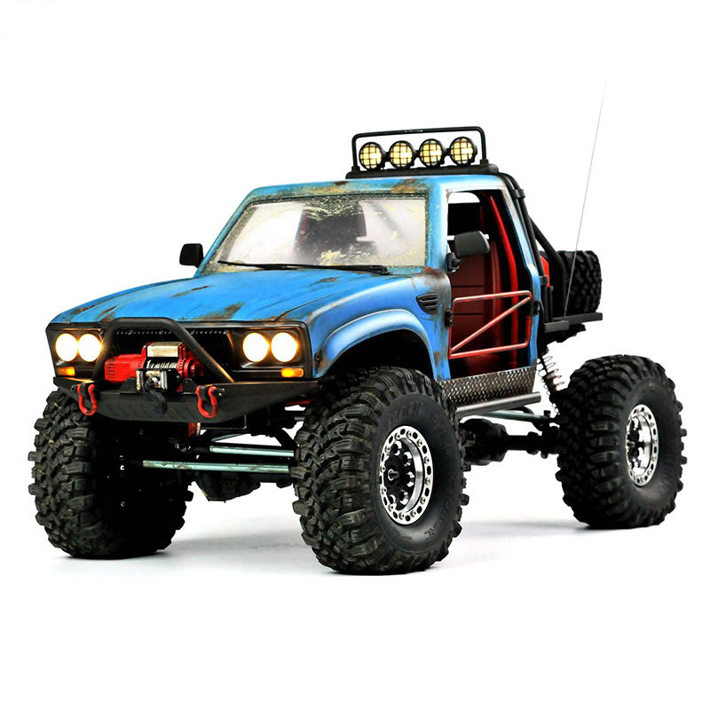RC Truck 4WD SUV Drit Bike Buggy Pickup Truck Remote Control Vehicles Off-Road 2.4G Rock Crawler Electronic Toys Kids Gift