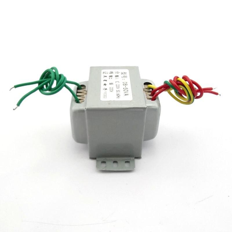 transf ei66 isolamento transformador db 50va 50 w 03