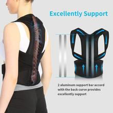Posture Corrector Back Posture Brace Clavicle Support Stop S