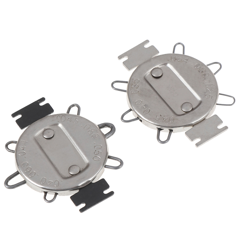 Gauges Welding Spark Plug Gap Gauge Metric Inch Gapper Feeler Gap Adjustment Tool 90 Degree Right Angle Ruler