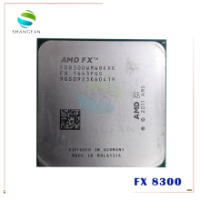 Processor-Socket CPU 95w-Fx-8300 AMD FD8300WMW8KHK Am3  Eight-Core 8M Ghz Fx-Series