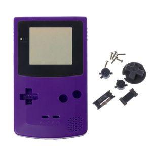 Image 5 - Новый чехол с полным покрытием корпуса для Nintendo Game boy, цветная ремонтная часть GBC, корпус, упаковка