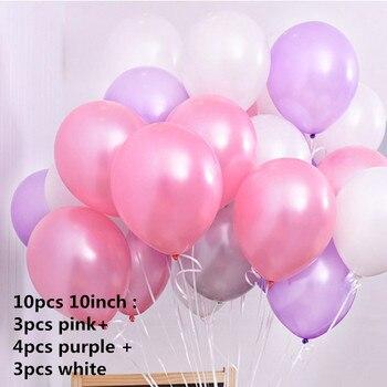 1PC 100*97CM Pink Horse Little Pony Unicorn Foil Balloons Helium Balloon Kids Toys Wedding Birthday Animal Party Decor Supplies 17