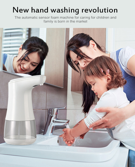 Automatic Spray Liquid Dispenser Adjustable Handheld Sterilizer Atomizer