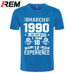 Image 5 - 1990 سنوات قميص يناير فبراير ديسمبر الرجال قصيرة الأكمام تي شيرت مطبوعة عادية يوليو أغسطس موضة مارس أبريل مايو يونيو