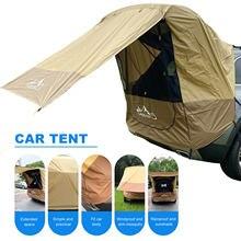 Удобная автомобильная палатка Автомобильный багажник Солнцезащитный