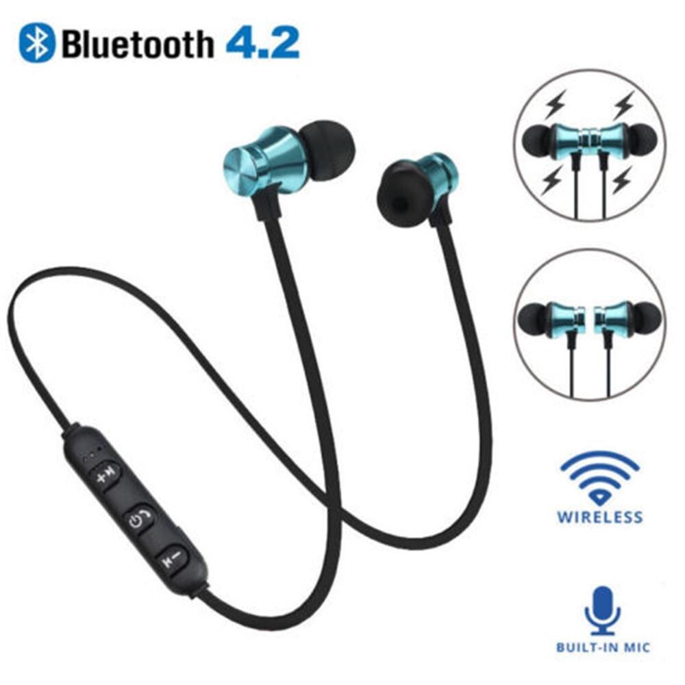 XT11 Bluetooth Wireless Earphones Sport Waterproof With Mic Wireless Headphones For IPhone For Xiaomi For Huawei