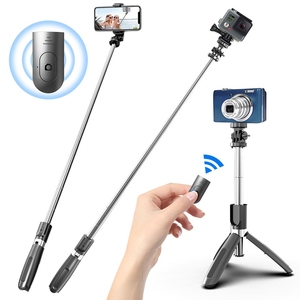 Image 2 - Smartphone Holder Phone Selfie Stick Hand Grip Stabilizer Support Phone Size 4.0 6.2 Inches Ergonomic Multifunctional