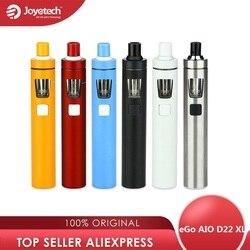 الأصلي Joyetech الأنا AIO D22 XL Vape عدة 2300 مللي أمبير بطارية 4 مللي خزان الكل في واحد Vape عدة E السجائر عدة Vs Ijust s عدة/الأنا aio