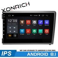 Xonrich Car Multimedia Player Android 8.1 Head Unit For VOLVO S60 V70 XC70 2000 2001 2002 2003 2004 AutoRadio GPS Navigation DVD