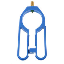 For 62MM OD A/C Refrigerant Valve Car Can Bottle Tap Opener Tool R134a Universal цена 2017