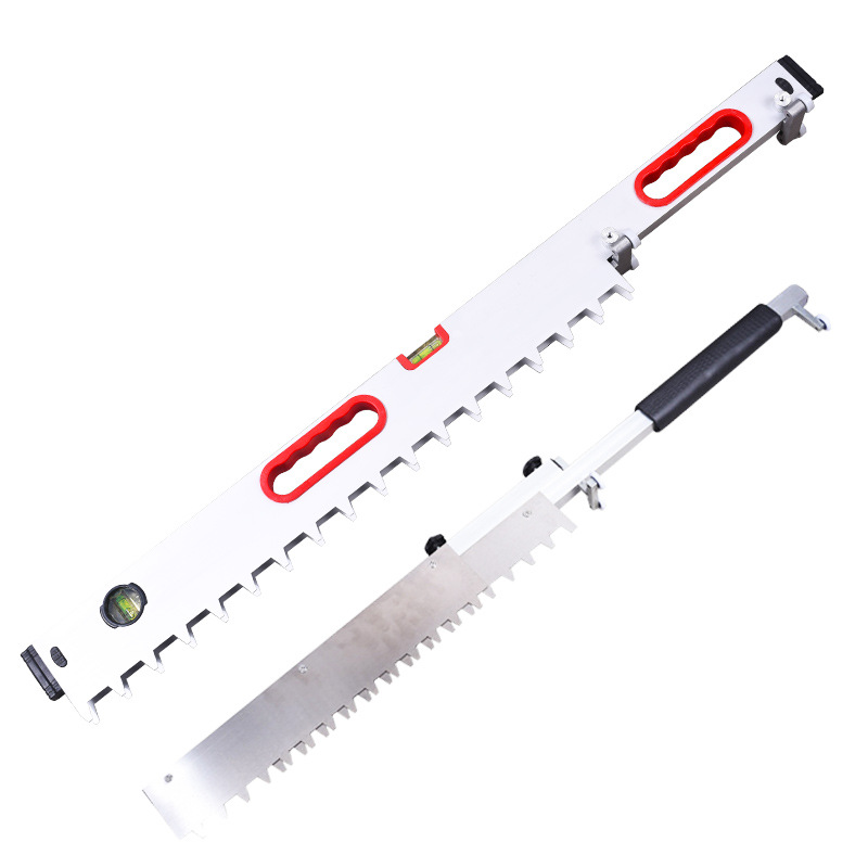 Ash Leveling 1000mm Collapsible Flat For Device Paving Sand Tile Auxiliary Artifact 600 Tile Bricklayer 800 Tool Tiling Flat