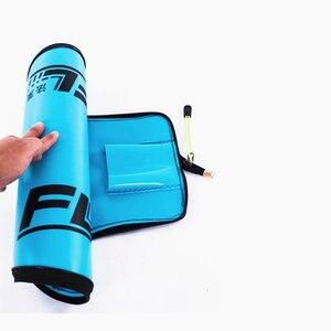 Image 5 - 1,2 м портативные сумки для удочек из ЭВА, складная переноска, сумка для хранения удочки, чехол, посылка для рыбалки, сумка для колес
