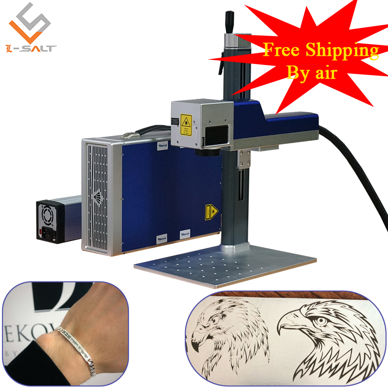 Animal Ear Tag Laser Marking Machine For Silver Gold Jewelry Laser Engraver Marker