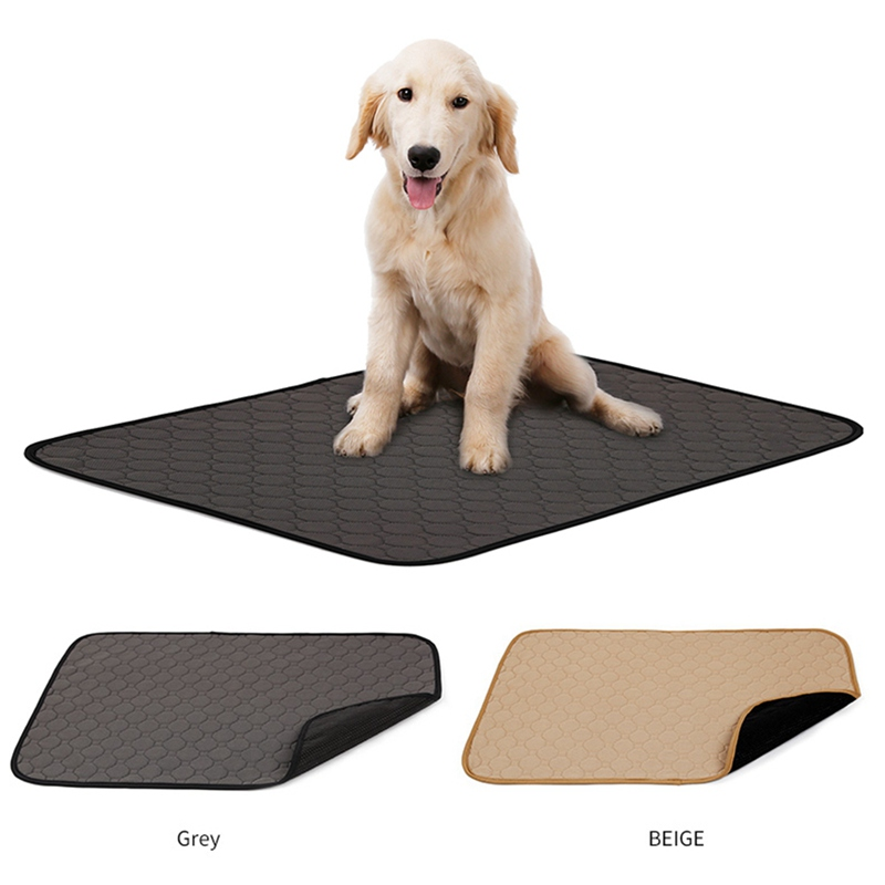 Absorbent Urine Pad Diapers Waterproof Washable Reusable Environment Protection Diaper Mat For Small Dogs Cats