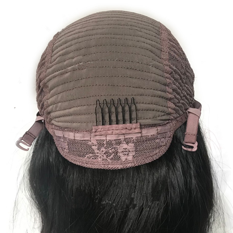 180-Density-Scalp-Base-Top-Curly-Full-Machine-Made-Human-Hair-Wigs-with-Bangs-Remy-Brazilian (2)