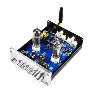 Image 4 - Aiyima bluetooth 5.0 hifi 6j5 튜브 프리 앰프 앰프 ne5532 프리 앰프 amplificador 톤 보드 treble bass 볼륨 조정