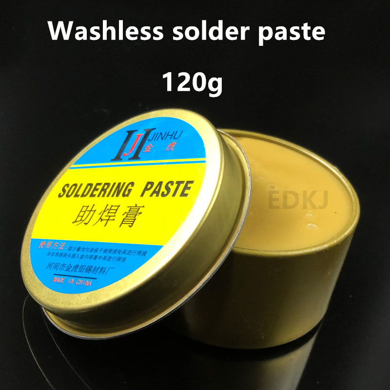 1pcs Soldering Paste Mild Rosin Environmental Soldering Paste Flux PCB IC Parts Welding Soldering Gel Tool For Metalworking