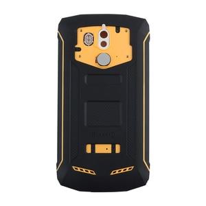 Image 2 - 신화 원래 Blackview BV5800 배터리 백 커버 마이크 BV5800 프로 IP68 휴대 전화 수리 부품 백 하우징