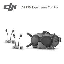 DJI FPV Experience Combo FPV Fly больше комбо более низкая задержка 4 км максимальный диапазон передачи HD 720p 120fps разрешение FPV система
