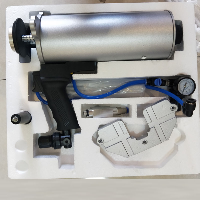 1500ml two component cold polyurea pneumatic cartridge spray gun for polyurea coating|Spray Guns|Tools - title=