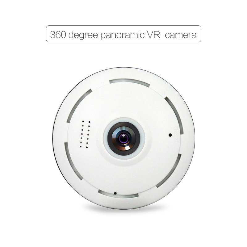 Image 4 - Amorvue Wifi IP Camera 360 Degree Fisheye Lens Panoramic Dome Camera 960P CCTV Night Vision Security Camera Support TF Card-in Surveillance Cameras from Security & Protection