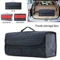 Мягкий войлок  органайзер для багажника автомобиля  сумка для хранения автомобиля  коробки  многоцелевой ящик для инструментов  портативны...