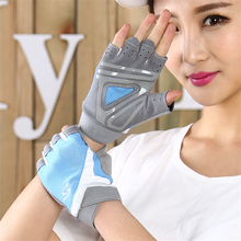Lifting-Gloves Dumbbell Weight Yoga-Equipment Training Fitness Gym Half-Finger Breathable