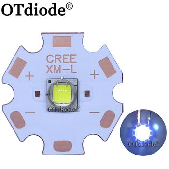 1 sztuk Luminus SST-40 10W LED 1100lm zimny biały zamiast CREE XML T6 XML2 XM-L2 LED emiter światła diody dla latarki z pcb tanie i dobre opinie OTdiode Piłka 3 0-3 6 V 3000mA