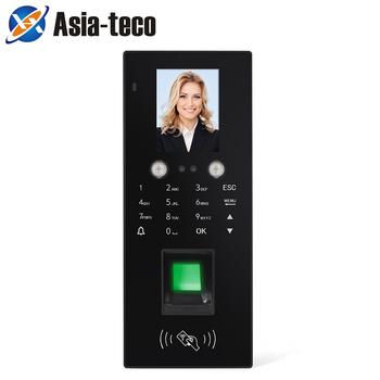 Rozpoznawanie twarzy czas obecności System kontroli dostępu RFID twarz linii papilarnych hasło frekwencja urządzenie kontroli dostępu tanie i dobre opinie MR20