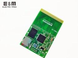 PC-Motor (pce) turbo GrafX Flashcard-basiert PCE Klassische Spiel Fahren Bord Mit 16G TF Karte Download Volle Spiele EUEDRIVER