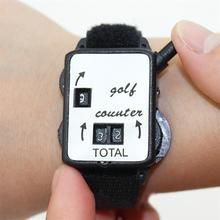Buy HobbyLane Golf Club Stroke Score Keeper Count Watch Golf Stroke Counter Putt Shot Counter with Wristband Band Golf Training Aids directly from merchant!