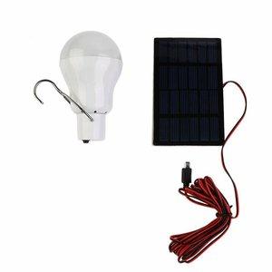 Solar Lade LED Licht Outdoor Camping Licht Camping Zelt Angeln Wandern Beleuchtung Haushalt Tragbare Wiederaufladbare Licht