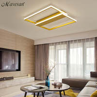 Modern LED Celling Lights For Living Room bedroom Fixture Ceiling lamp Dimming home lighting luminarias Dining room