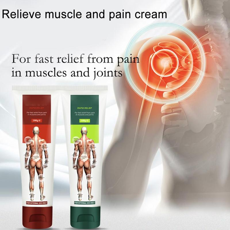 Herbal Massage Cream Relief Pain In Muscles and Joints Essential Oils Muscle Pain Ointment Injured Inflammatory Analgesic Cream