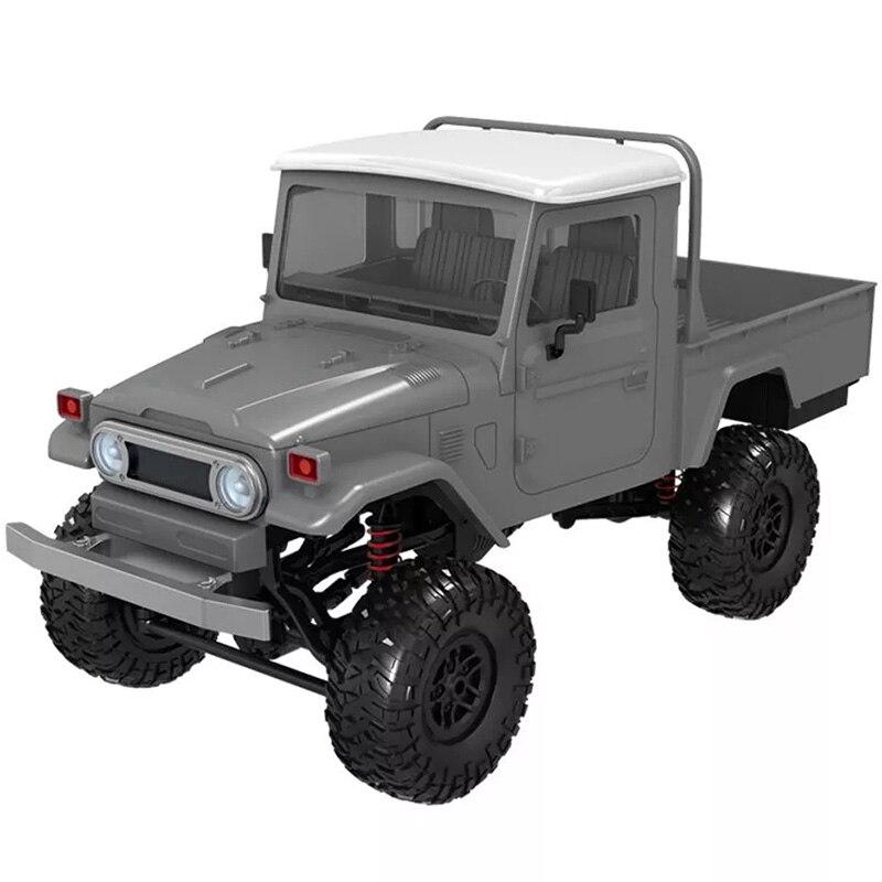 MN modèle MN45 1:12 2.4G quatre roues motrices voiture RC véhicule tout-terrain électrique escalade roche chenille RTR voiture jouets enfants cadeau d'anniversaire
