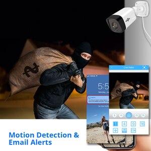 Image 5 - Hiseeu Kit de sistema de seguridad CCTV NVR POE 8 canales, 1080P, H.265, cámara IP de grabación de Audio de 2.0MP, juego de vigilancia de vídeo de exterior impermeable