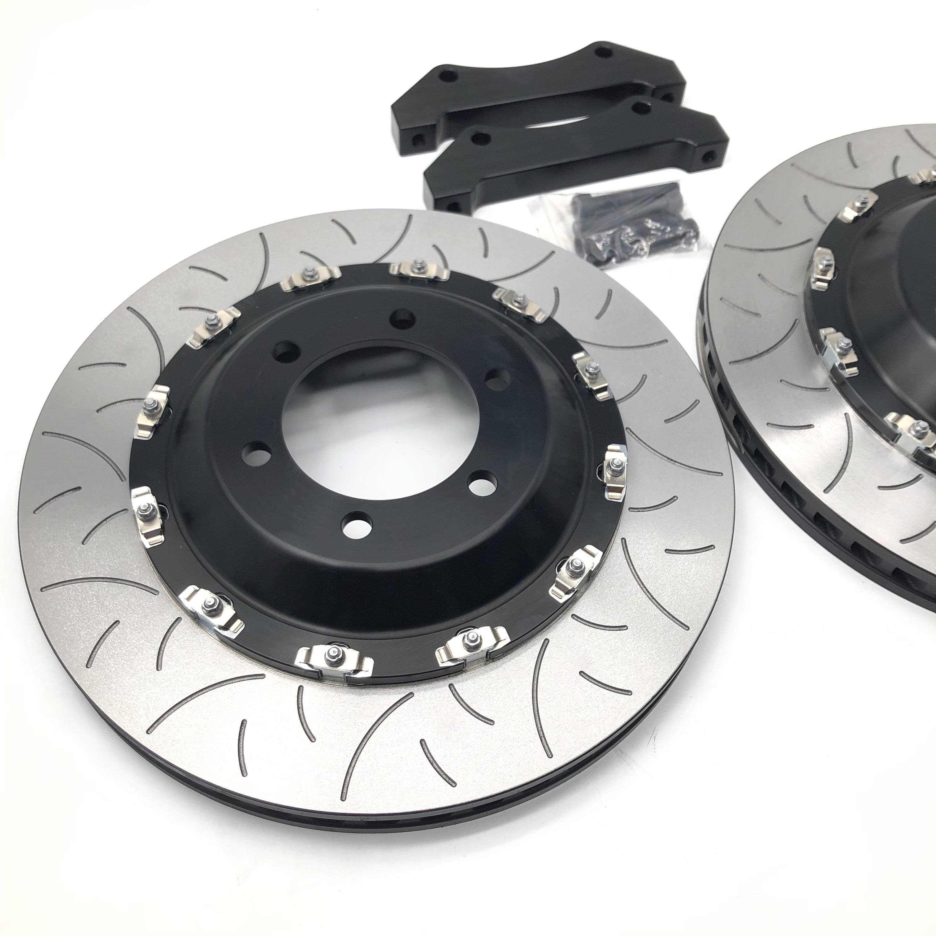 Six Piston Caliper Jekit RACING Car GTS6 Big Floating Brake KIT System FIT For Alfa/Ford-Lexus 18/19/20 rims