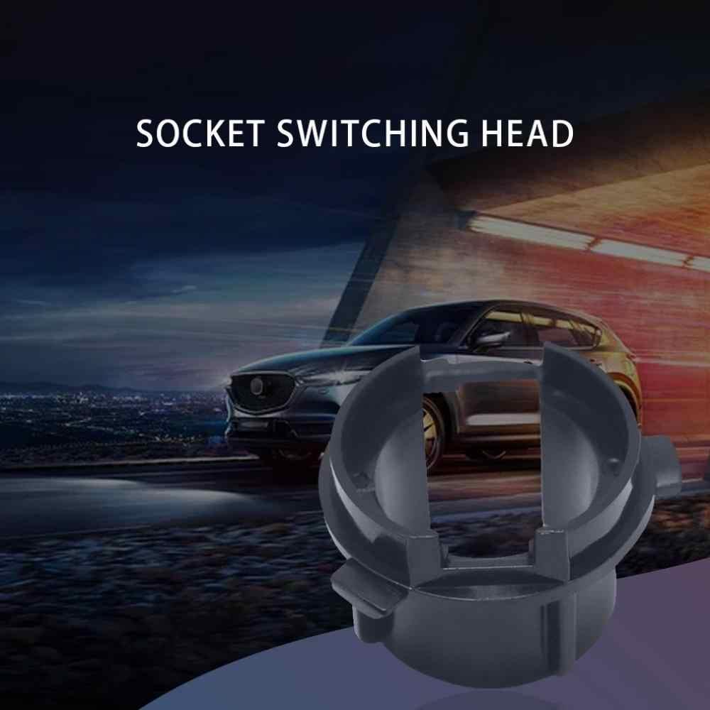 HID Adaptador Suporte Da Lâmpada Do Carro Acessórios Do Carro Para KIA K3 Xenon Base Da Lâmpada