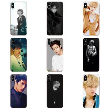 For Xiaomi Redmi 3 3S 4 4A 4X 5 6 6A 7 K20 Note 2 3 4 5 5A 6 7 Plus Pro Soft Cases Kpop Rock Jyj Yuchun Jaejoong Junsu Poster image