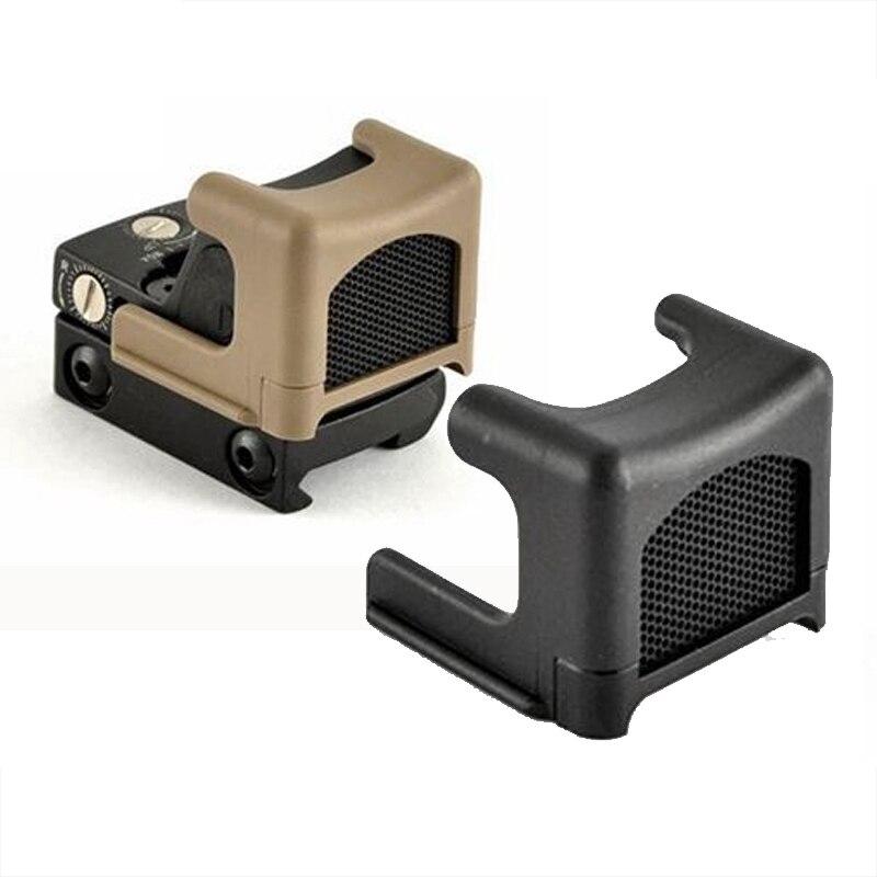 Sombrilla 56MM Cubierta Protectora Killflash//matar Flash Tapa para la caza visores