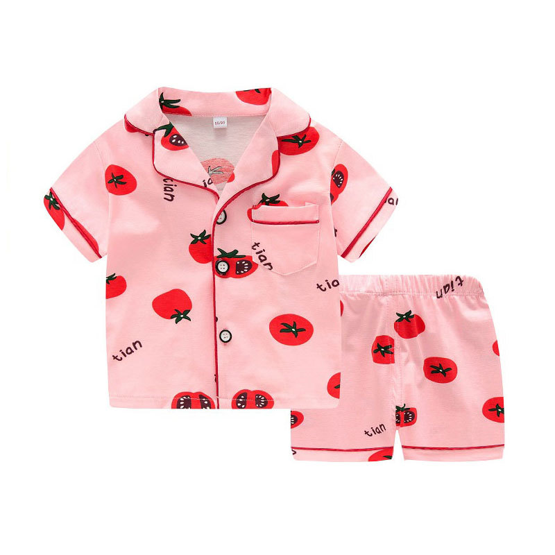 SAILEROAD 2021 New Cute Unicorn Pajamas For Girls Cartoon Animals Pyjamas For Kids Pijama Infantil Boys Sleepwear Clothes Sets 2