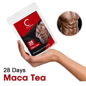 GPGP Greenpeople-té Maca para hombre, 7/14/28 días, aumenta la potencia, Libido, antifatiga,...