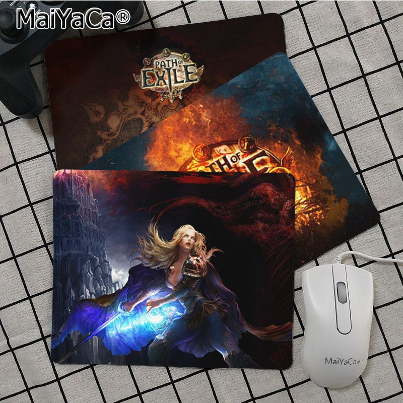 Maiya High Quality Path Of Exile High Speed New Mousepad Top Selling Wholesale Gaming Pad Mouse