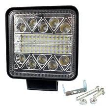 102 Вт 34 светодиодный рабочий светильник с винтовым основанием