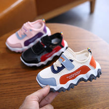 Children sports shoes hollow breathable mesh shoes summer