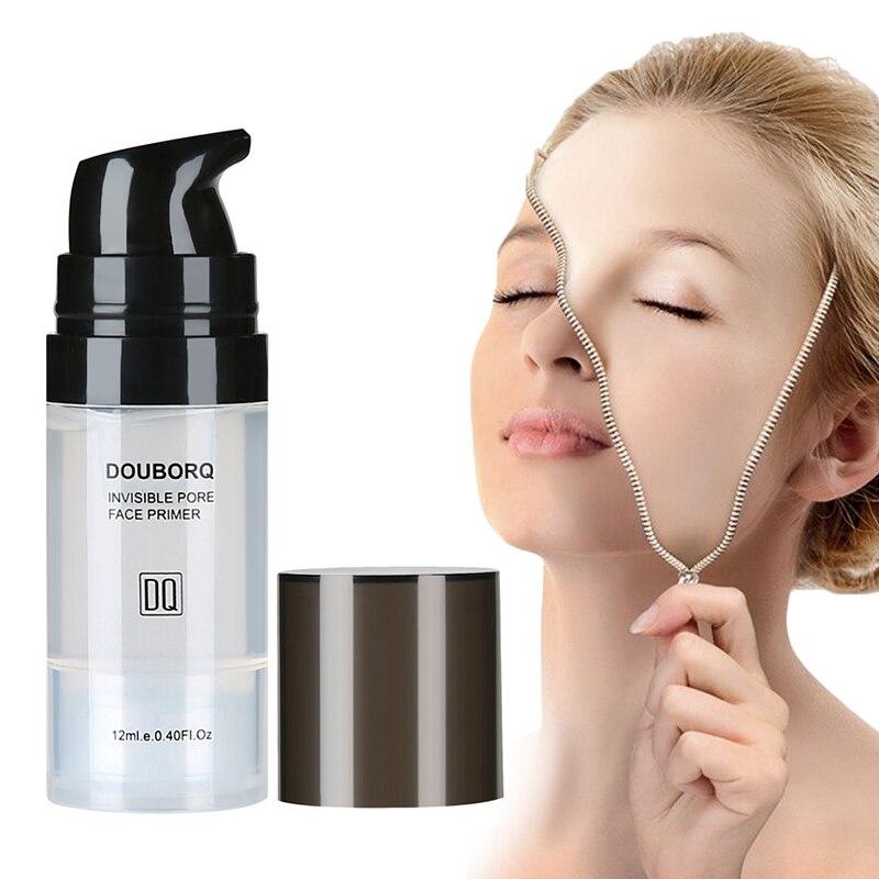 1Pc Magic Invisible Pore Makeup Primer Oil-control Brightening Make Up Base Cream Contains Vitamin A/C/E Foundation TSLM2
