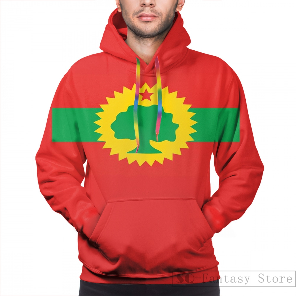 Mens Hoodies Flag of South Africa Funny Pullover Hooded Print Sweatshirt Jackets