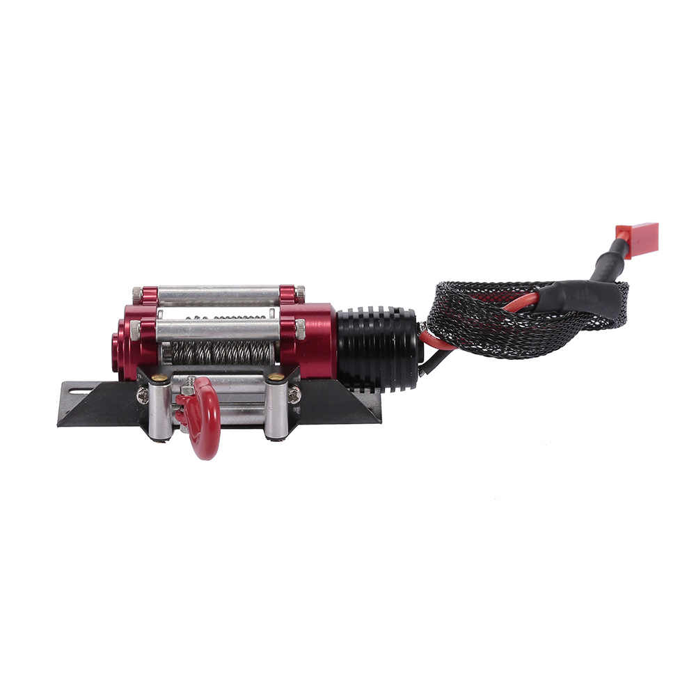 Автоматическая гусеничная лебедка и беспроводной пульт дистанционного управления для 1/10 Traxxas HSI TAMIYA CC01 Axial SCX10 RC4WD D90 RC Гусеничный автомобиль