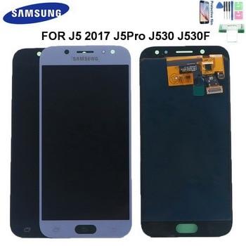 J530 LCD Display For Samsung Galaxy J5 Pro 2017 J530 J530F SM-J530F J530M LCD Display Touch Screen Digitizer Sensor Assembly 100% tested lcd for samsung galaxy j530 lcd j5 2017 display touch screen lcd digitizer assembly for samsung j530f j5 pro 2017